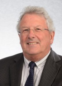Keith baker Woodley Town Council