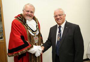 Wokingham mayor