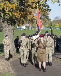 Woodley Army Cadets
