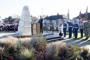 Woodley memorial