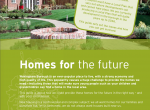 Wokingham Borough Council Homes for the Future