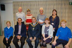 Woodley community grants November 2018