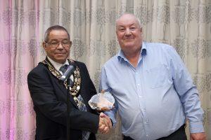Bill Rodda Woodley Citizens Award