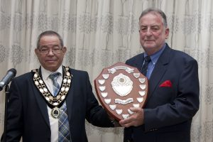 Colin Lott Woodley Mayors Award
