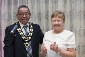 Sue Twose Woodley Citizens Award