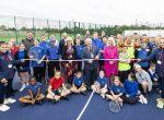 Addington school Woodley new sports facilities