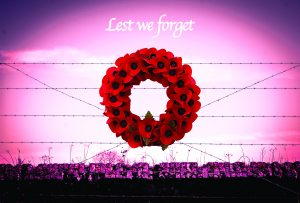 lets we forget remembrance 2019