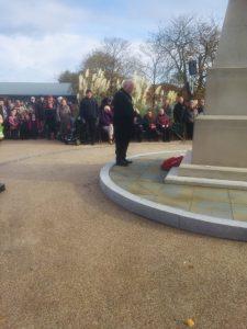 Remembrance 2019 Woodley