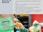 food waste bags wokingham woodley