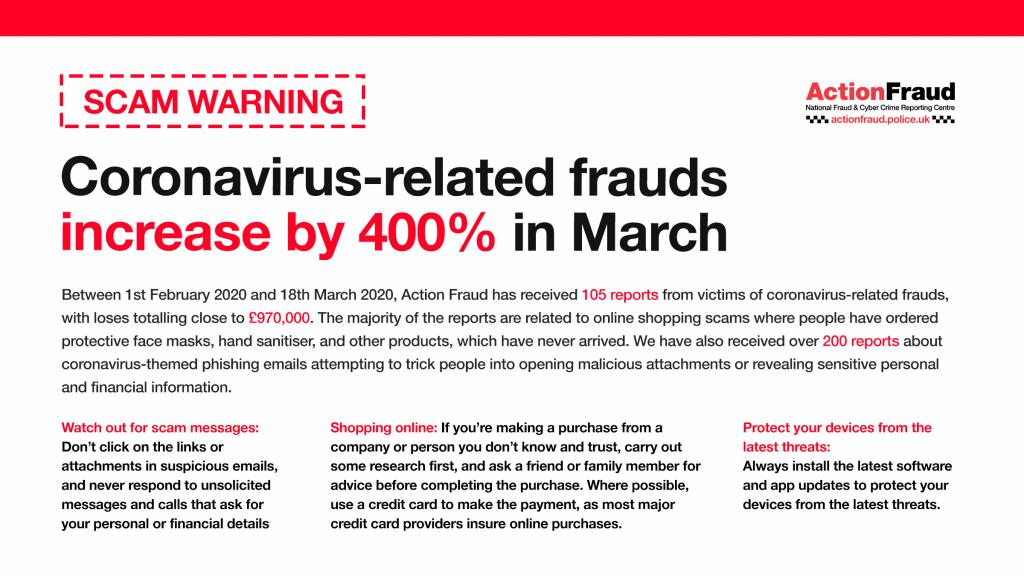 30 3 2020 Tvp Fraud Advice