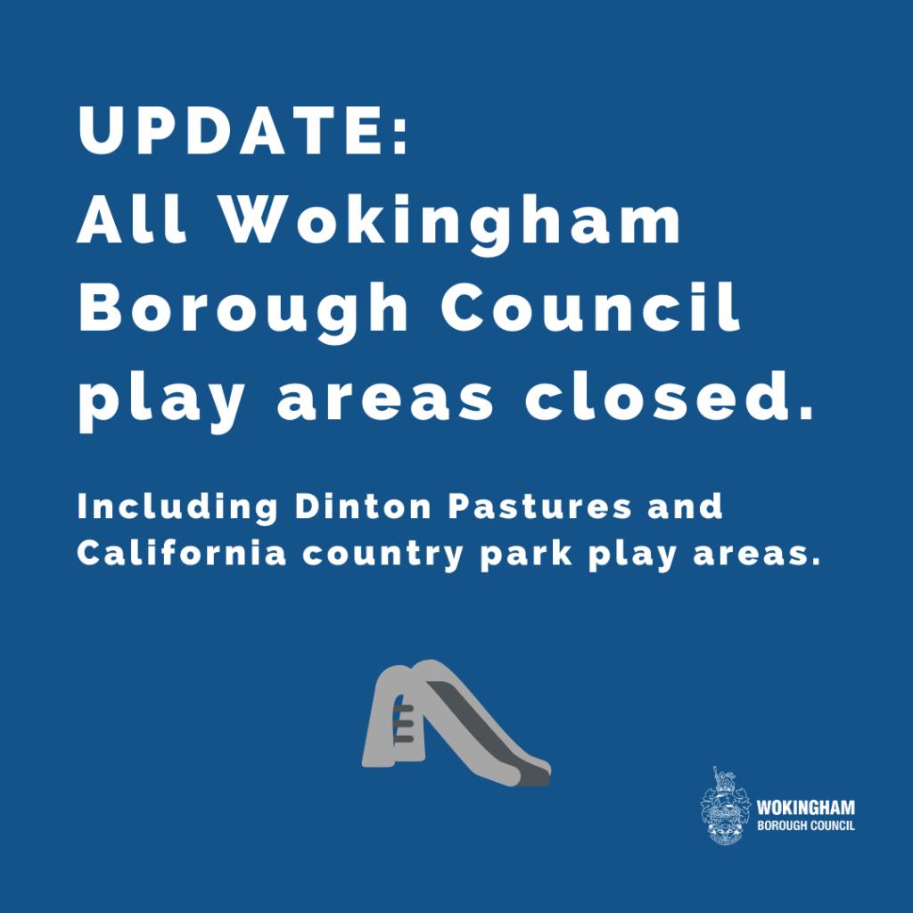 wokingham borough play areas
