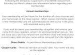 shine memberships