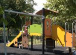 play area woodley Woodford park