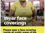face coverings oakwood centre