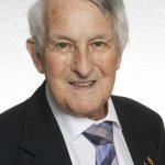 Cllr David Stares Woodley Town Council