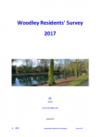 Woodley Residents Survey Report 2017