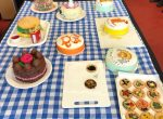 cakes Woodley bake off