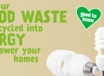 food waste Woodley Town Council