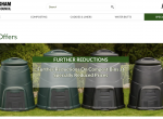 Woodley residents discounted compost bins