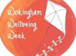 Wokingham wellbeing week logo