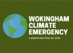 wokingham borough council climate change