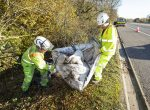 fly tipping A329m