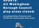 wokingham borough play areas