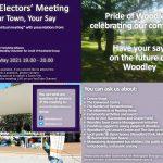town electors meeting woodley