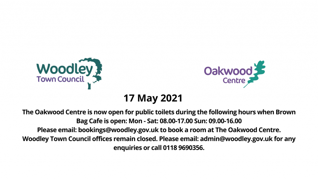 Woodley Town Council 17 may