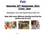 volunteer recruitment fair wokingham