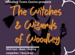 Woodley Town Centre halloween event 2021